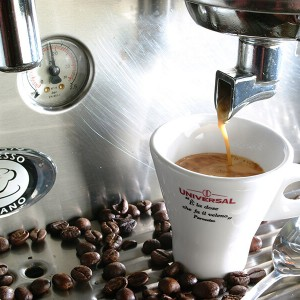 Axel Becker - Espresso