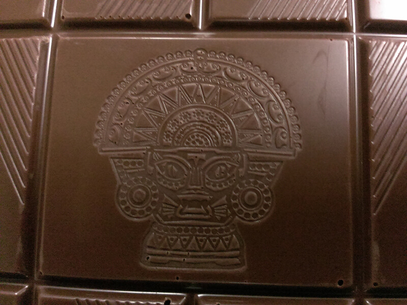 Eigene Schokoladenform